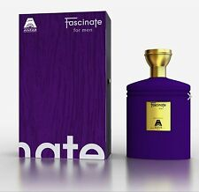 Fascinate For men Oudh Al Anfar 100ml Box Perfume Arab Arabian Attar Spray