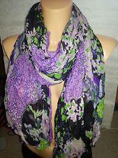 Women fashion LONG scarf viscose summer