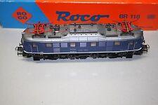 Roco 04141B Elok Baureihe 118 005-8 DB blau Spur H0 OVP