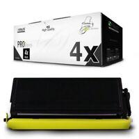 4x MWT Pro Toner Compatible Para Brother HL-1650-DN HL-1870-N HL-5040-N