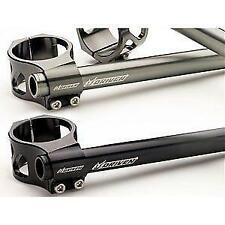 Driven Racing Riser Type Clip-Ons  50mm - Black DCLO50RBK*
