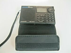 Grundig G6 Aviator Buzz Aldrin AM/FM/Aircraft/Shortwave Radio
