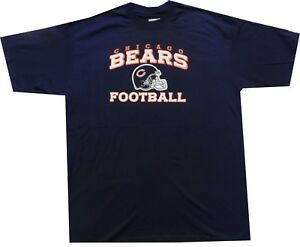 Chicago Bears Arch Reebok Oversized T Shirt Clearance Mens