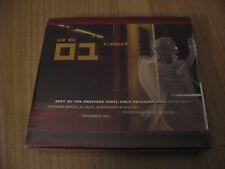 FULLY FLEDGED 2CDS COMP: TECHNO DJ SLIP DIEGO GOLDWAVE ALEX CORTEX