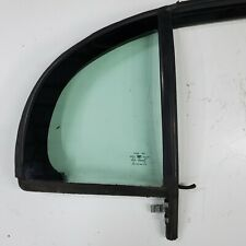 Buick LeSabre vent glass 2005 fixed w/ window frame right rear door OEM 10393284