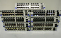 Lot 9 HPE HP ProCurve Aruba GL Switch 20-Port Gigabit Module GIG-T J4908A GBIC !