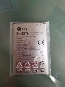 Original Battery BL-53YH 3000mA 53YH For LG G3 D830 850 851 855 990 985