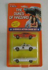 1997 Ertl The Dukes of Hazzard 3 Vehicle Action Chase Set MOC
