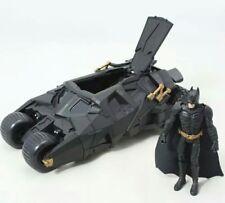 Batman y Batmobile Tumbler Juguete Figura de Acción 1 en 2 de alta calidad