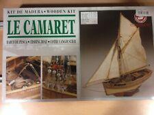 CONSTRUCTO kiT Le Camaret,barco de pesca ,Ref.80825,escala.1/35
