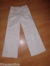 Pantalon GUESS  Taille 38 Blanc - W28 à  -68%*