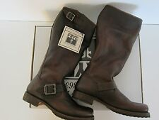 Brand New FRYE Veronica Slouch Womens Boots Dark Brown, Black