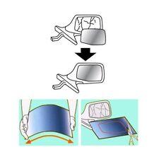 Miroir autocollant decoupable pour retroviseur cassé