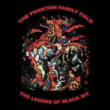 NEW - Legend of Black Six by Phantom Family Halo