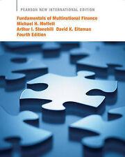Fundamentals of Multinational Finance 4th Edition by Eiteman, Stonehill, Moffett