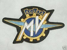 CLASSIC MV AGUSTA MOTORCYCLE RACING BIKER QUALITY PATCH