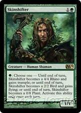 SKINSHIFTER M12 Magic 2012 MTG Green Creature — Human Shaman RARE