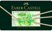 Faber Castell - Pitt Pastel- Artists Quality Pencils - 60 Set