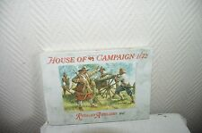 MAQUETTE a call to arms ARTILLERIE royalist 1642 HOUSE of CAMPAIGN MODEL KIT