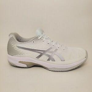 Asics Mens Sz 8.5 Solution Speed FF Tennis Shoes EUR 42 UK 7.5  Retail $150