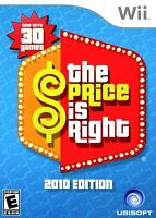The Price Is Right: 2010 Edition Wii Game