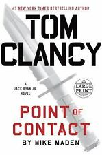 A Jack Ryan Jr. Novel: Tom Clancy Point of Contact 3 by Mike Maden (2017,...