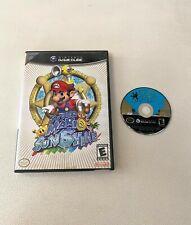Super Mario Sunshine (GameCube, 2002) No Manual! Tested & Working!