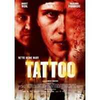 TATTOO  DVD MIT AUGUST DIEHL NEU