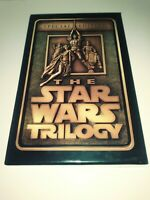 1997 STAR WARS TRILOGY COMIC BOOK ADAPTION 1ST PRINTING 3 GRAPHIC NOVELS NEW