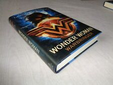Wonder Woman: Warbringer by Leigh Bardugo (Hardback, 2017) - Collectors Edition!