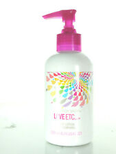 The Body Shop LOVE ETC scented body Lotion 200ml new , pump action