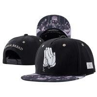 Unisex Bboy Hiphop Baseball Mütze Snapback Basecap Hute Stickerei Kappe-ss Z0V7