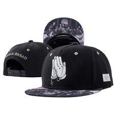 Unisex Bboy Hiphop Baseball Mütze Snapback Basecap Hute Stickerei Kappe