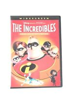 The Incredibles (DVD, 2-Disc Set, Fullscreen, Collectors Edition)