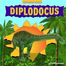 Diplodocus by Leigh Rockwood