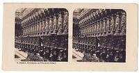 Spagna Cordova Cordoba Cattedrale Foto Stereo Stereoview Vintage Analogica