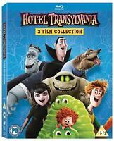 HOTEL TRANSYLVANIA 1-3 [Blu-ray Set] Animated Trilogy 3-Movie Collection 1 2 3