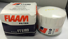 FIAAM Oil Filter FT5103 FORD FIAT GM RENAULT
