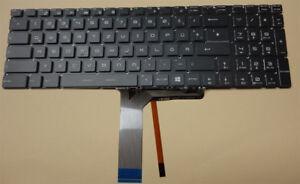 Original Tastatur MSI GT72 6QD T2QD GT72S 6QE Dominator Pro G Backlit Keyboard