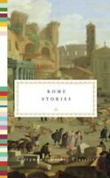 Rome Stories, Hardcover by Keates, Jonathan (EDT), Brand New, Free shipping i...