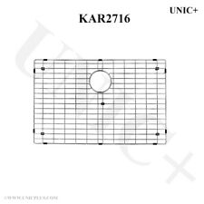 "Stainless Steel Sink 27"" Bottom Grid, Kitchen Sink Bottom Grid, KAR2716"