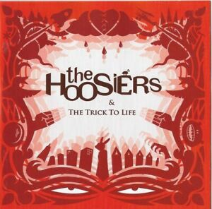 The Hoosiers : The Trick to Life CD (2007) NM. Fast Post