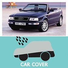 Quality Car Cover Fits Audi 80 / 80 Cabriolet 1991 to 1996