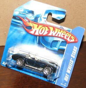 Hot Wheels 2007 Hot Wheels Stars #97 SHELBY COBRA 427 S/C Blue on Short Card