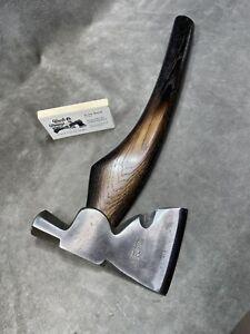 Vintage PLUMB axe hatchet hammer POLISHED custom JESSE REED tomahawk handle