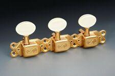 Schaller Selmer Style Gypsy Jazz Classic Deluxe Tuners (GOLD)
