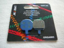 MARWI UNION ORGANIC DISC BRAKE PADS HAYES SOLE MX2 MX3 CALIPERS 1+1 FREE DBP-25