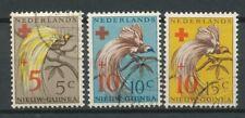 Nederlands Nieuw Guinea 38 - 40 gebruikt (3)