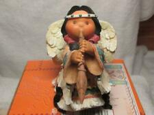 1999 Enesco Friends Of The Feather Sweet Sounds In Her Step Figurine Ob