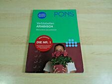 PONS Verbtabellen Arabisch - Übersichtlich und umfassend / Taschenbuch